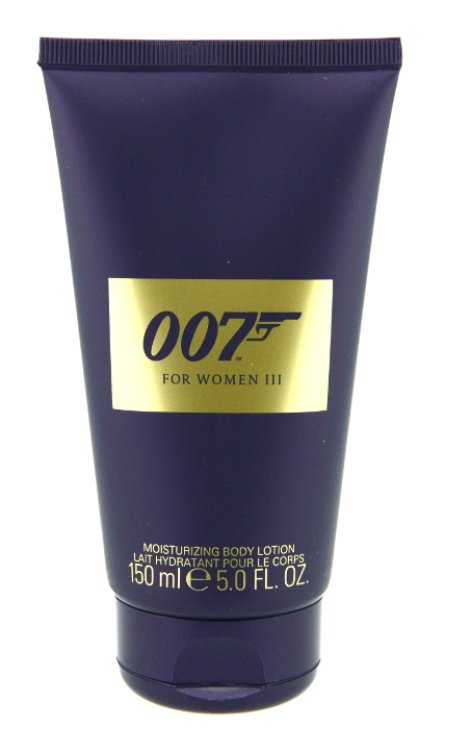 James Bond 007 For Women III Moisturing Body Lotion