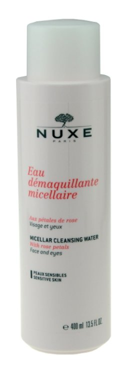 Nuxe Eau demaquillante micellaire Reinigungswasser aus Rosenblüten