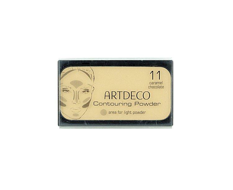 Artdeco Contouring Powder Nr. 11  caramel chocolate