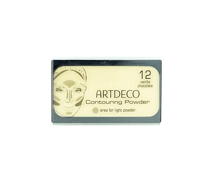 Artdeco Contouring Powder Nr. 12 vanilla chocolate