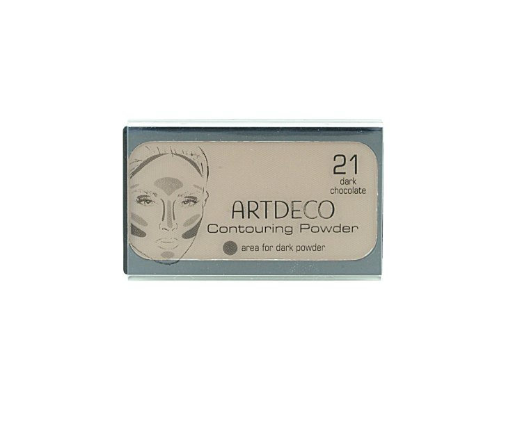 Artdeco Contouring Powder Nr. 21 dark chocolate