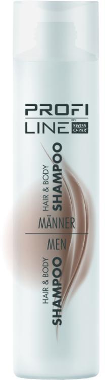 Profi Line Männer Hair & Body Shampoo