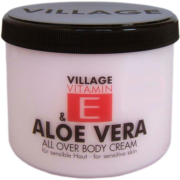 Village Vitamin E & Aloe Vera Bodycream