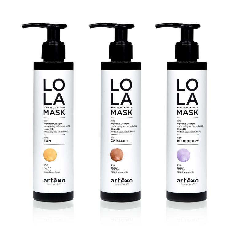 Artego LOLA Your Beauty Color Mask
