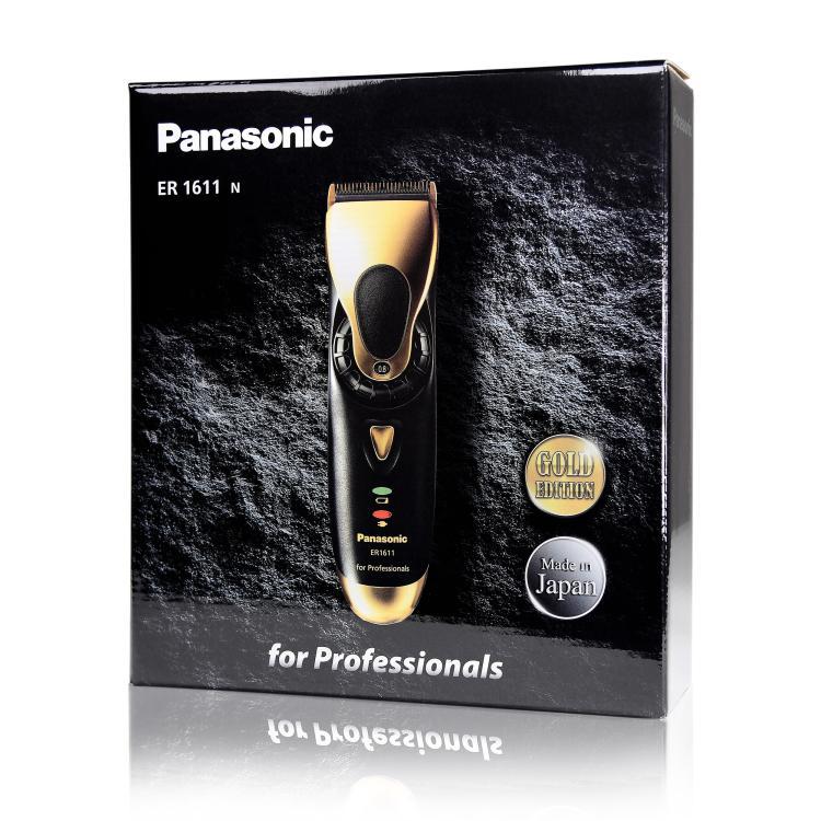Panasonic Profi-Haarschneidemaschine ER-1611 gold