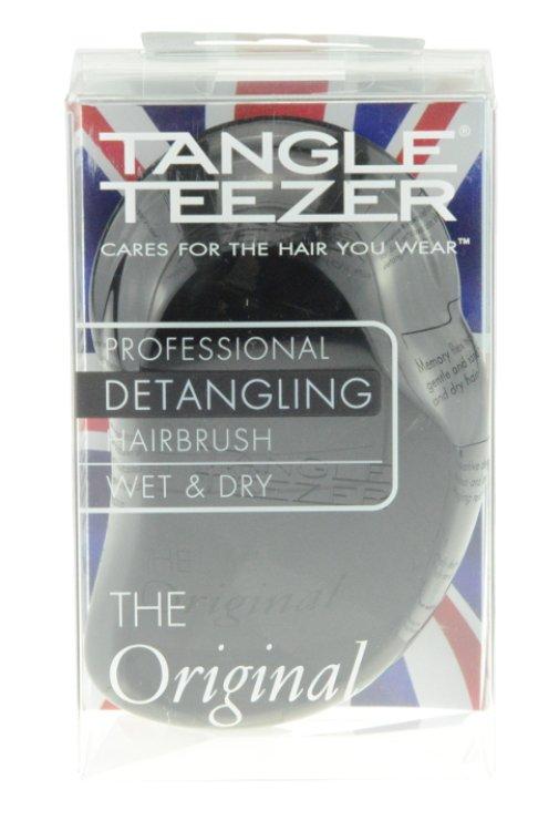 Tangle Teezer The Original Detangling Black - Haarbürste schwarz