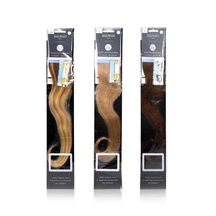 Balmain Tape Extensions