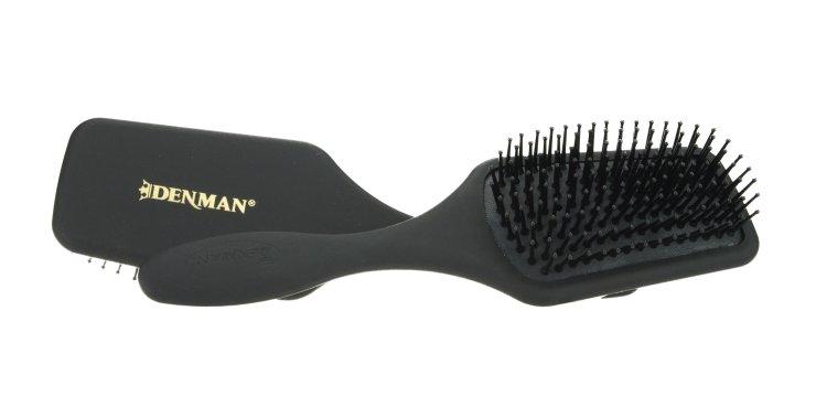 Denman D83 Large Paddle Brush Black