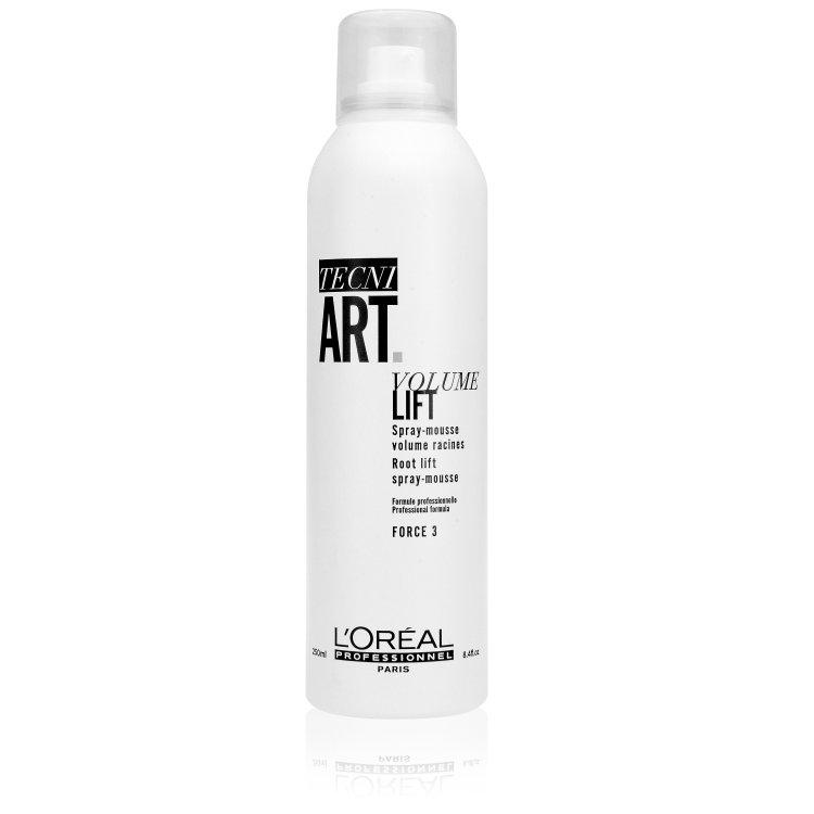 Loreal Tecni.Art Volume Lift Spray-Mousse Force 3