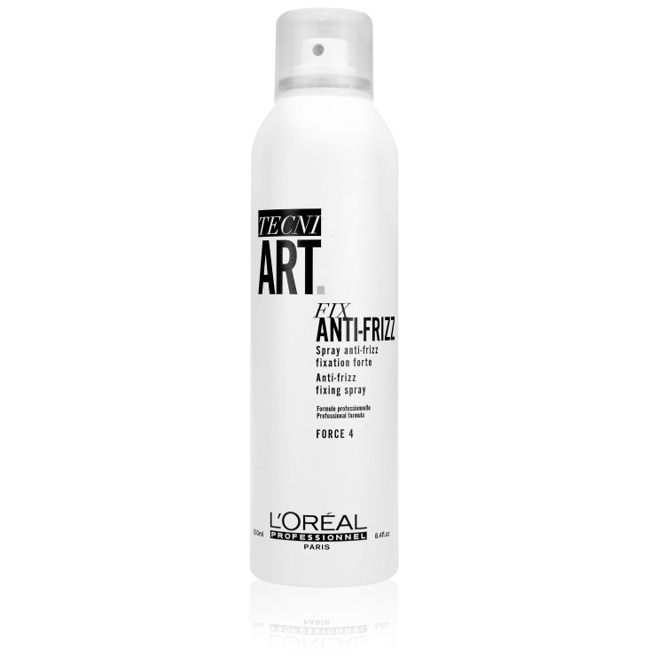Loreal Tecni ART Fix Anti-Frizz Spray Force 4