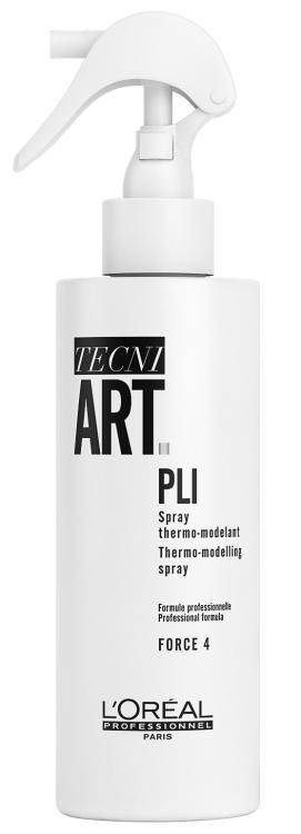 Loreal Tecni.Art Pli Thermo-Spray Force 4