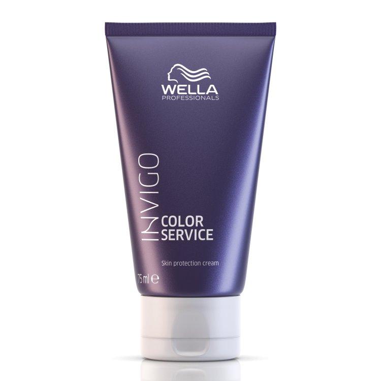Wella Invigo Color Service Haarschutz-Creme