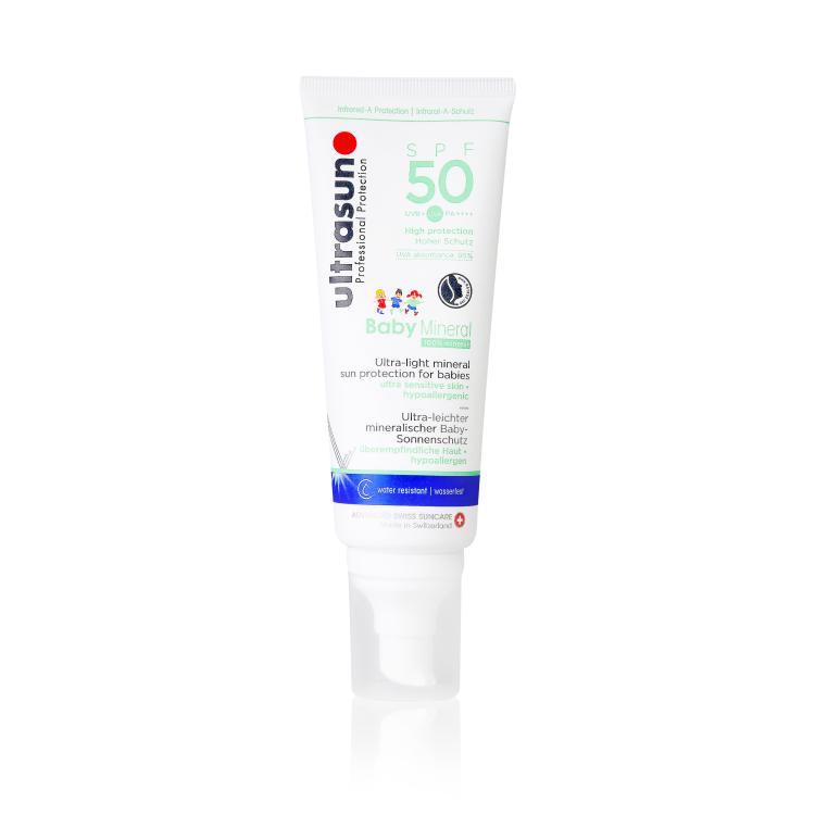 Ultrasun Baby Mineral LSF50
