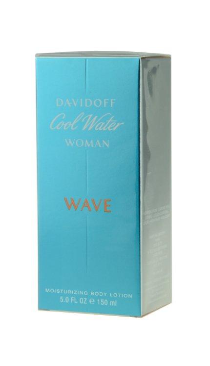 Davidoff Cool Water Woman Wave Body Lotion