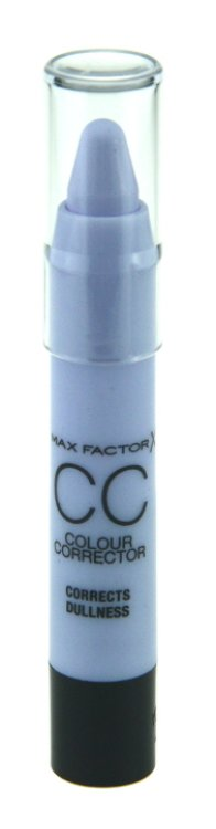 Max Factor Colour Corrector CC Stick Purple, Corrects Dullness