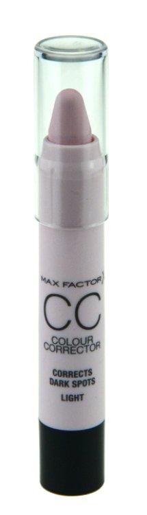Max Factor Colour Corrector CC Stick Pink Light, Dark Spots