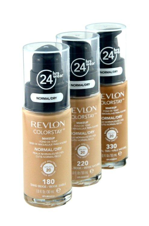 Revlon ColorStay Foundation für normale/trockene Haut