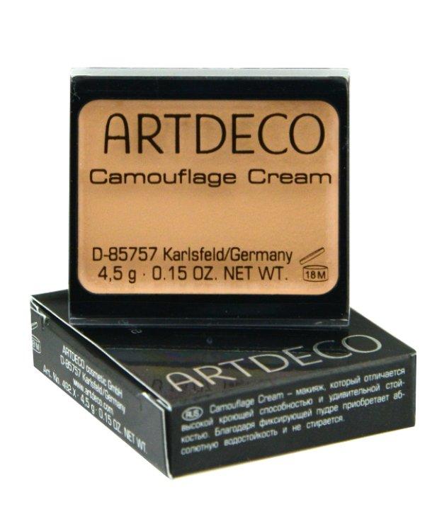 Artdeco Camouflage Cream Wasserfeste Abdeckcreme