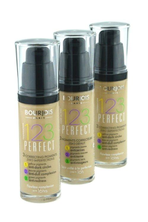 Bourjois 123 Perfect Foundation