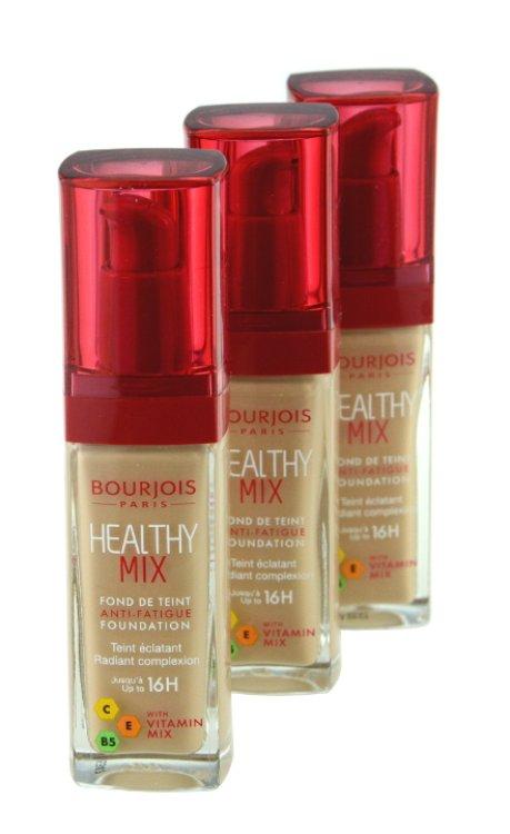 Bourjois Healthy Mix Anti-Müdigkeit Foundation