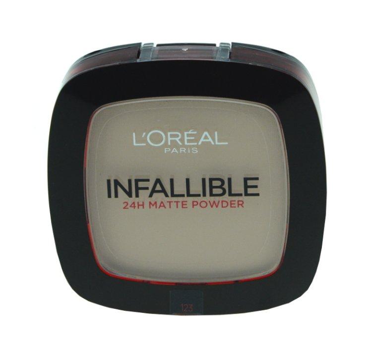 Loreal INFALLIBLE 24H-MATTE Powder
