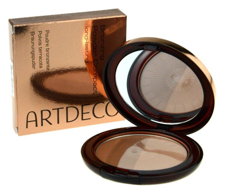 Artdeco Bronzing Powder Compact Long-Lasting 30 terracotta