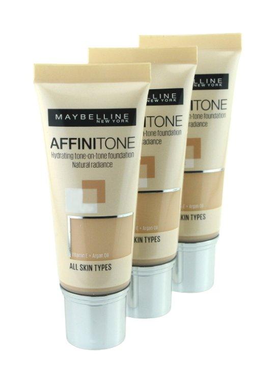 Maybelline Affinitone Foundation