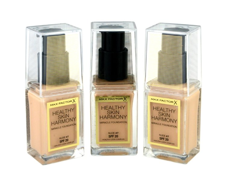 Max Factor X HEALTHY SKIN HARMONY Miracle Foundation