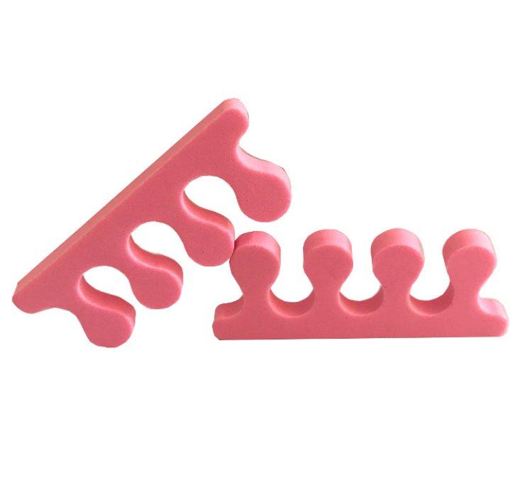 TB Zehenspreizer pink