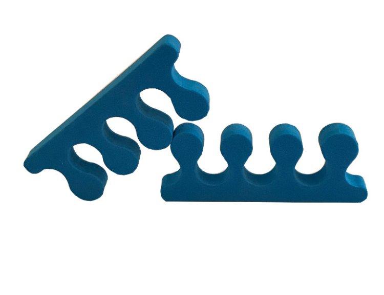 TB Zehenspreizer blue