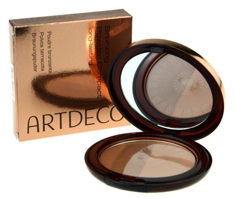 Artdeco Bronzing Powder Compact Long-Lasting 50 almond