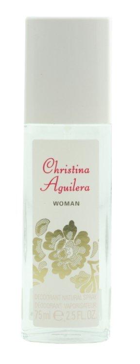 Christina Aguilera Woman Deodorant