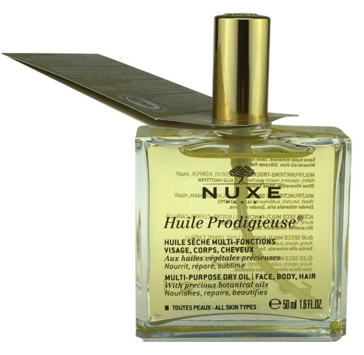 Nuxe Huile Prodigieuse Haar-Gesicht-Körperöl