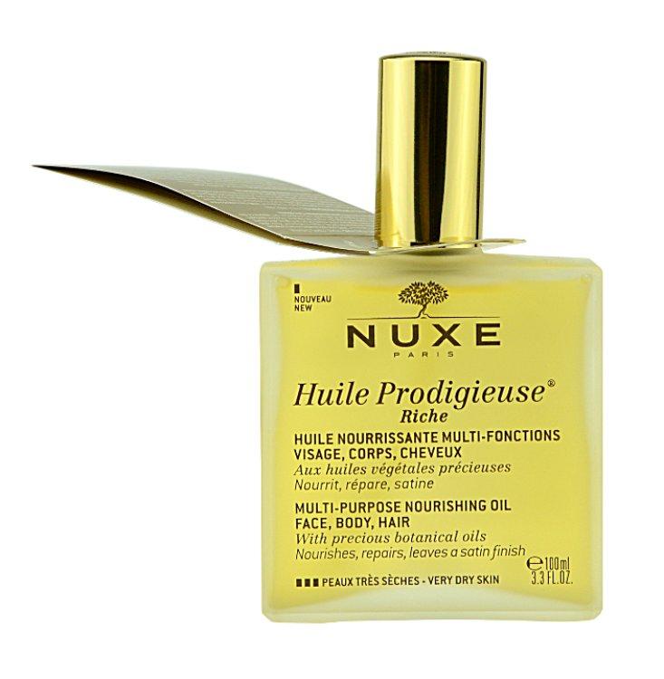 Nuxe Huile Prodigieuse Riche Pflegeöl für Gesicht, Körper, Haar