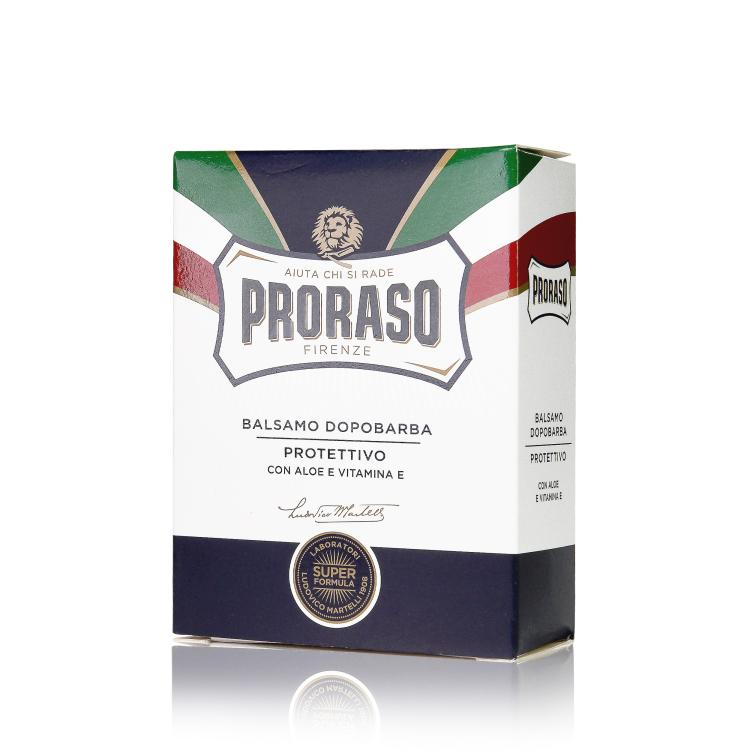 Proraso Aftershave Lotion Blue
