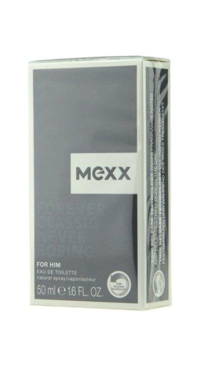 Mexx Forever Classic Never Boring Eau de Toilette